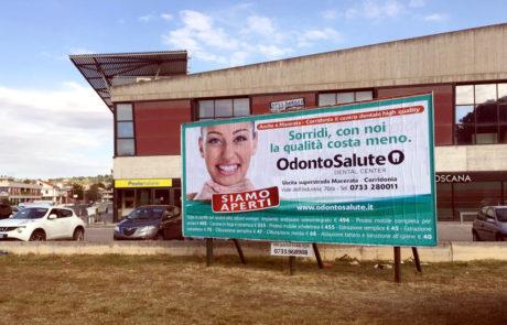 campagna-pubblicitaria-6x3apertura-odonto-salute-corridonia